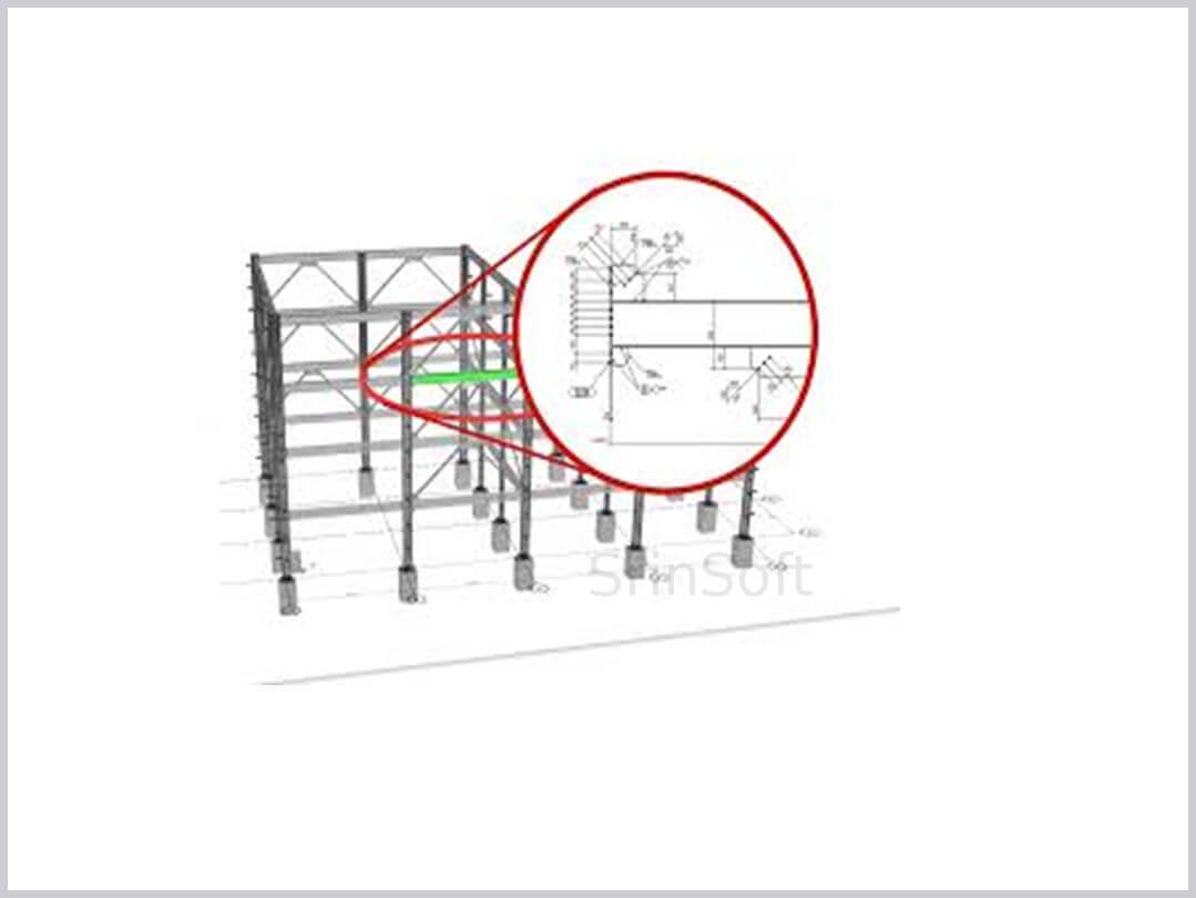 bim structural detailing services