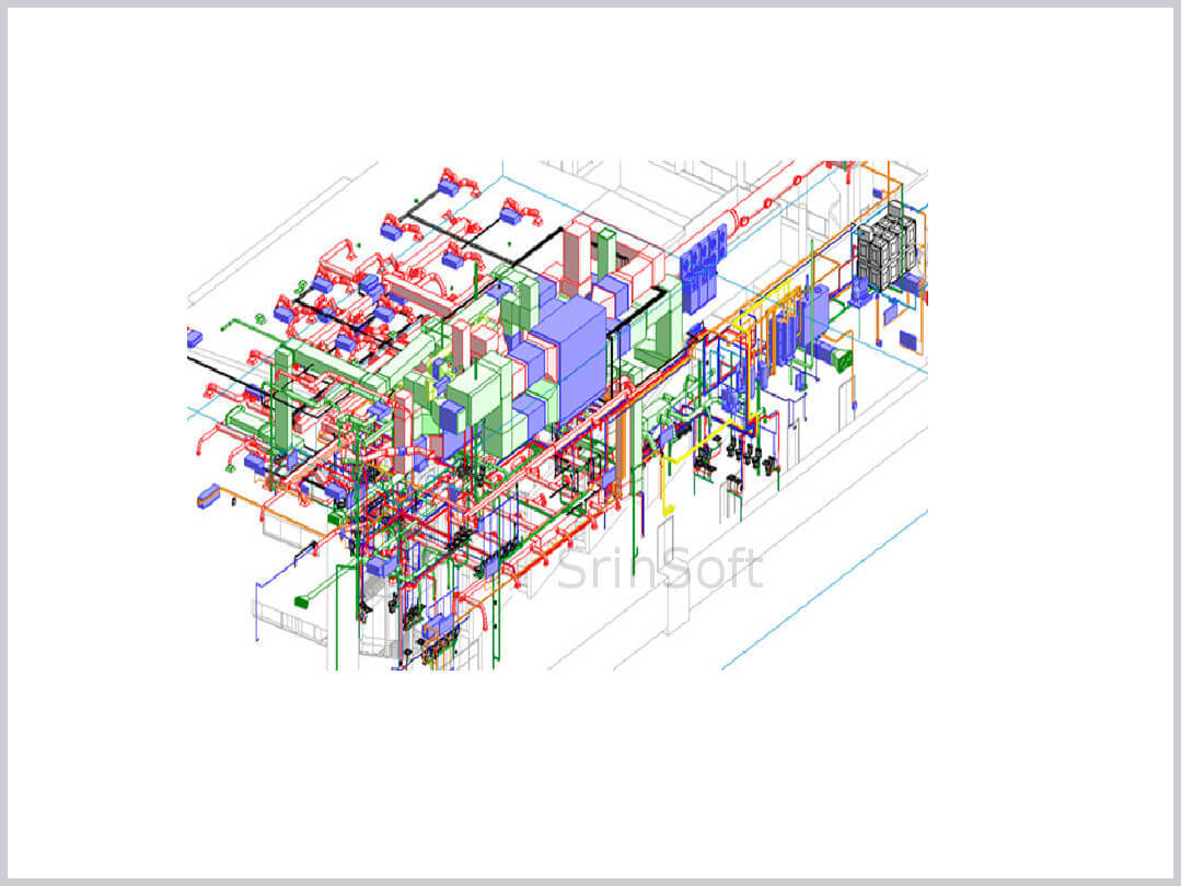 MEP Plumbing BIM Services and solutions | Revit Modeling