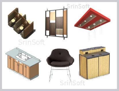 BIM Revit Family Architectural, Mechanical, Electrical, HVAC