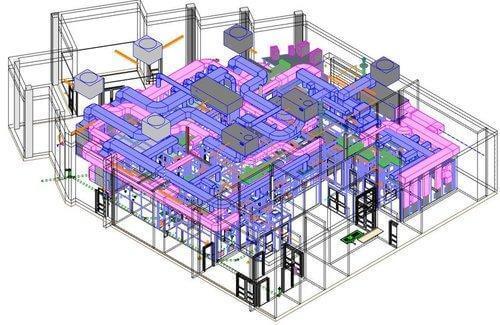 AEC Design Services, Revit, design, Detailing, 2D, 3D CAD