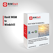 Windchill PLM Workgroup Manager for Revit